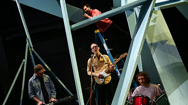 Performance Still from Rememberer